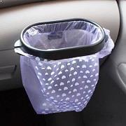 water soluble garbage bag