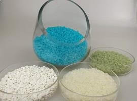 cold water soluble material